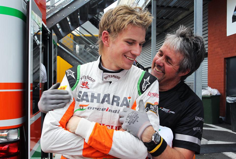 Как стать известным, работая с шинами в команде Формулы-1. Фото 6