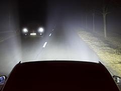 Немцы создают новую систему адаптивного освещения для автомобилей