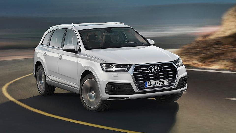 Компания Audi назвала рублевую цену нового Q7