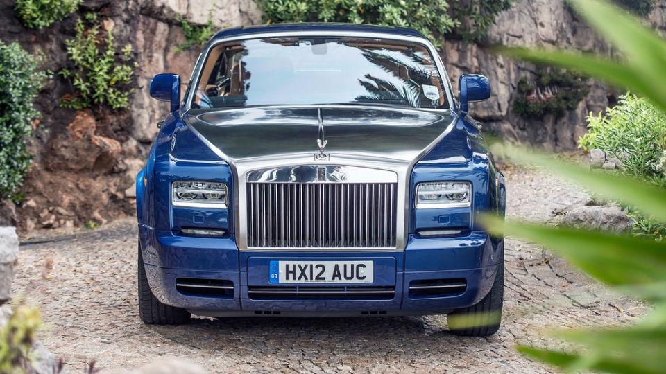 Rolls-Royce придумает для вседорожника собственную платформу
