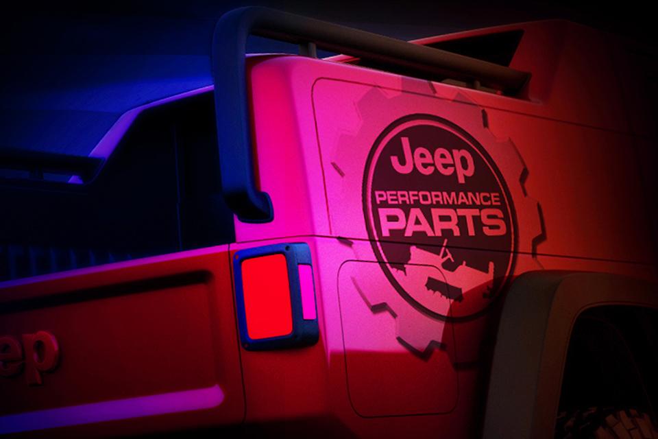 Новые концепт-кары Jeep покажут в конце марта