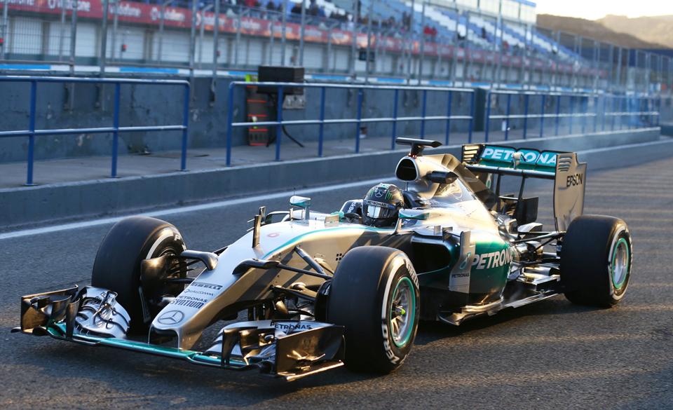 Все команды и пилоты Формулы-1 нового сезона