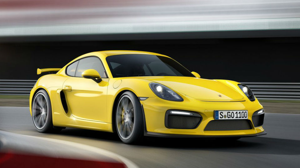 В Porsche опровергли создание самого экстремального «Каймана»