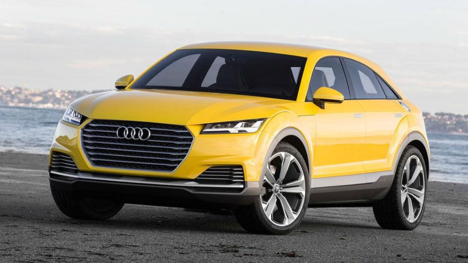 Электрокроссовер Audi Q6 будет 500-сильным