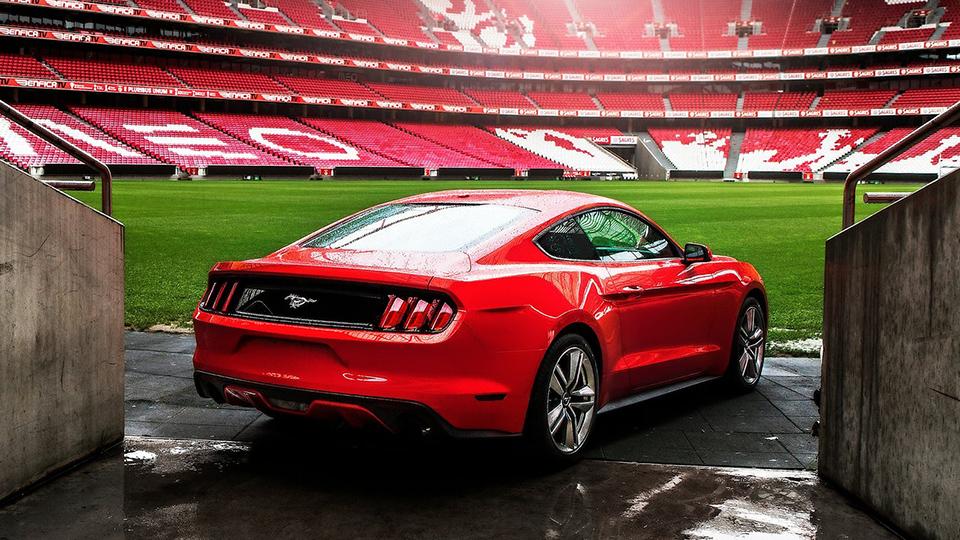 Ford назвал самые популярные цвета для «Мустанга»