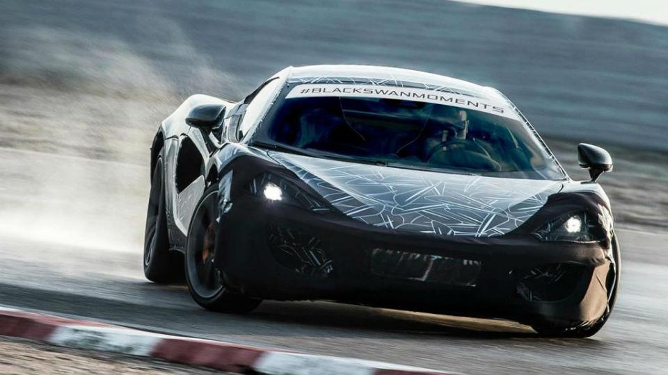 Конкурент Porsche 911 от McLaren получит 570-сильный мотор