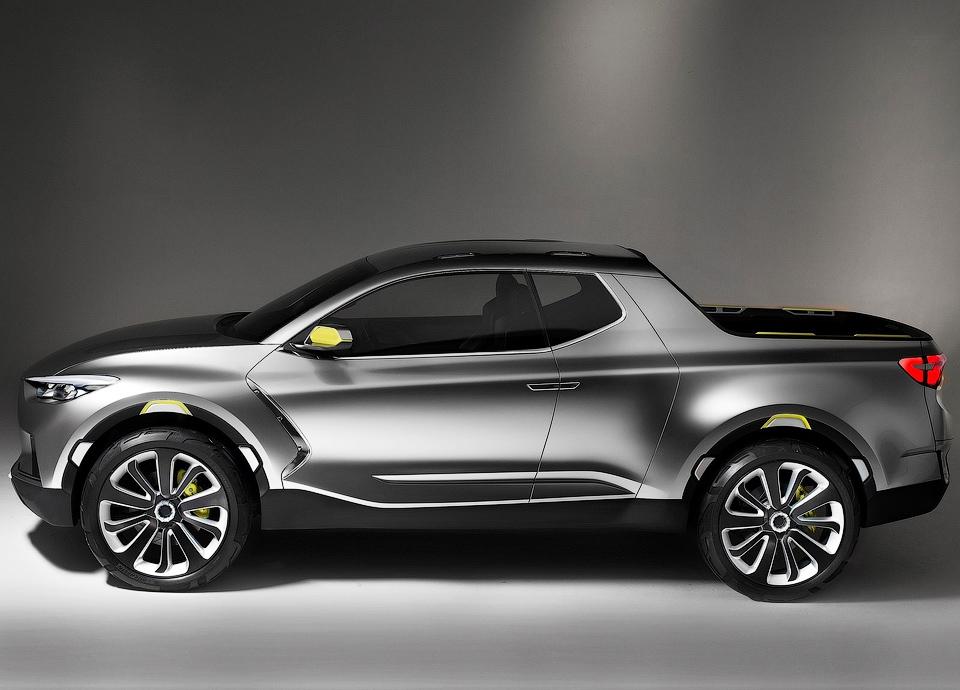 Компания задумалась о новой модели благодаря концепт-кару Santa Cruz