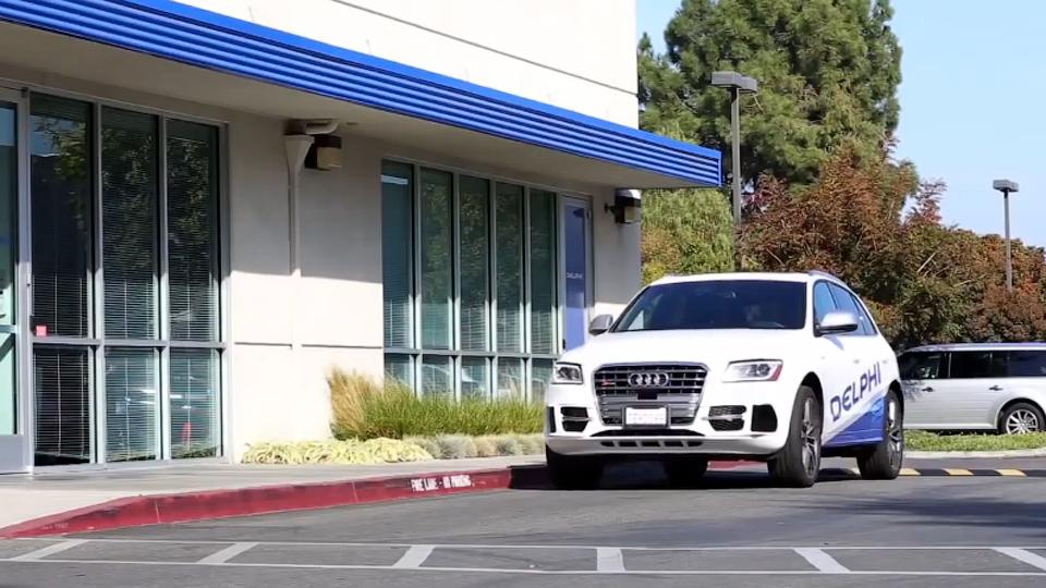 Audi SQ5 проедет через всю Америку на автопилоте