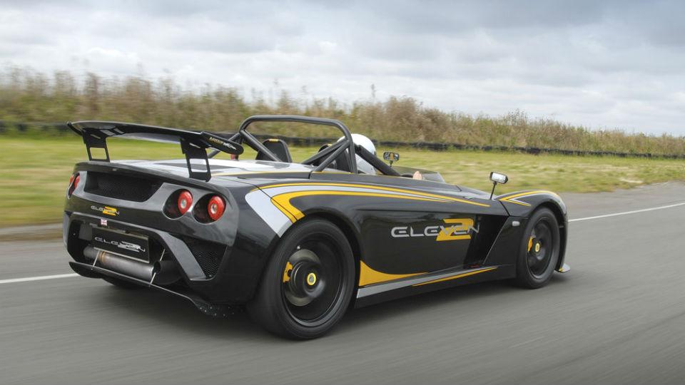 Lotus выпустит экстремальный спорткар с 420-сильным двигателем