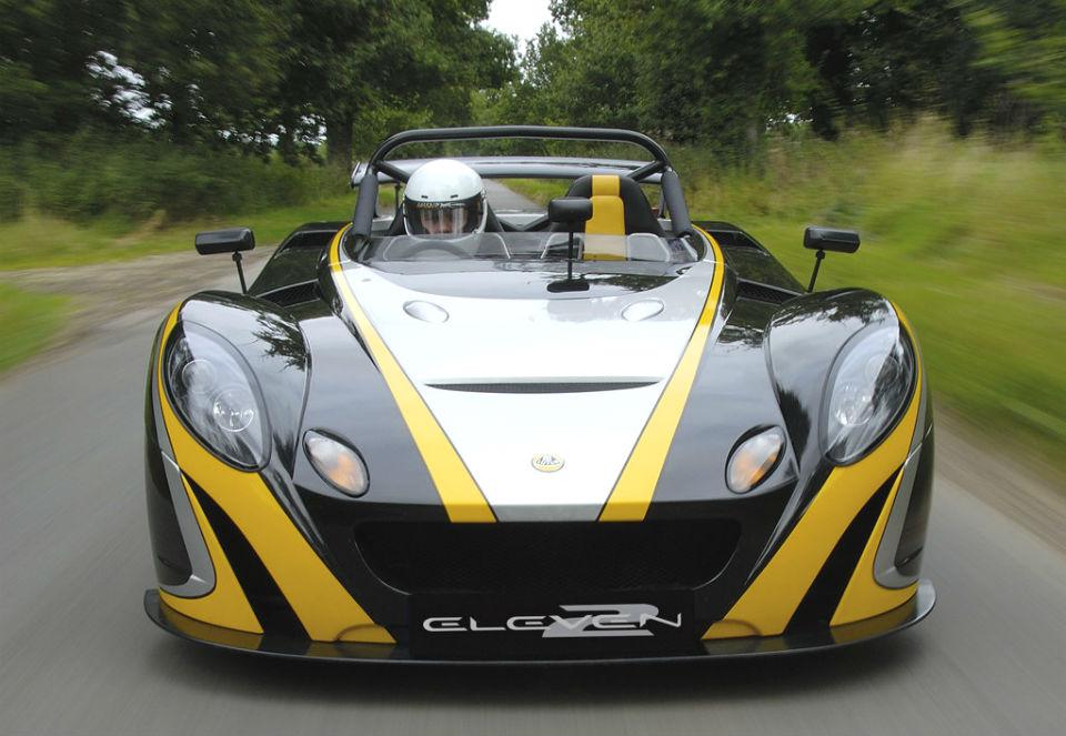 Британцы привезут готовят к дебюту легкий гоночный автомобиль 3-Eleven