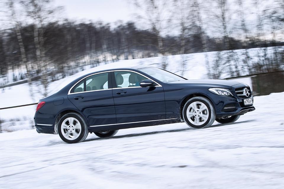 Длительный тест Mercedes-Benz С-Класса: часть первая. Фото 6