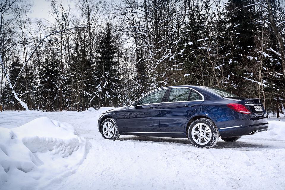 Длительный тест Mercedes-Benz С-Класса: часть первая. Фото 3