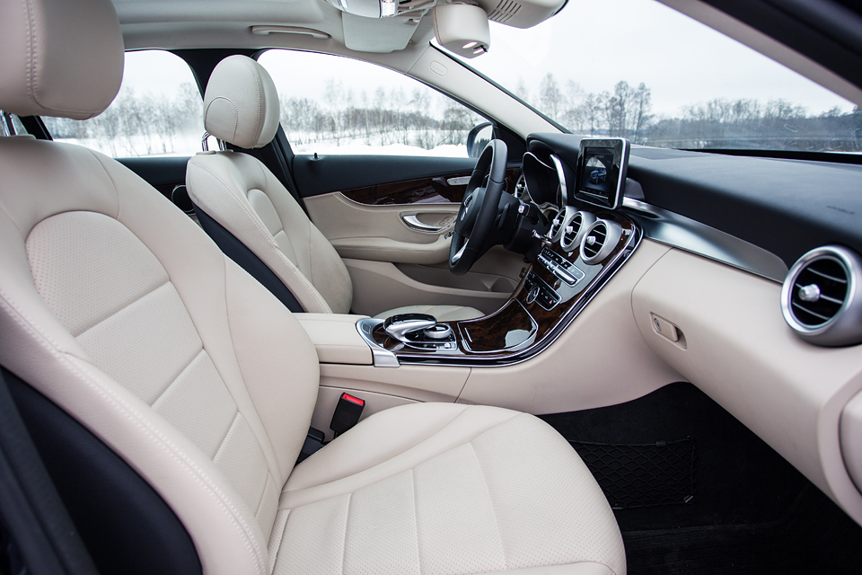 Длительный тест Mercedes-Benz С-Класса: часть первая. Фото 4