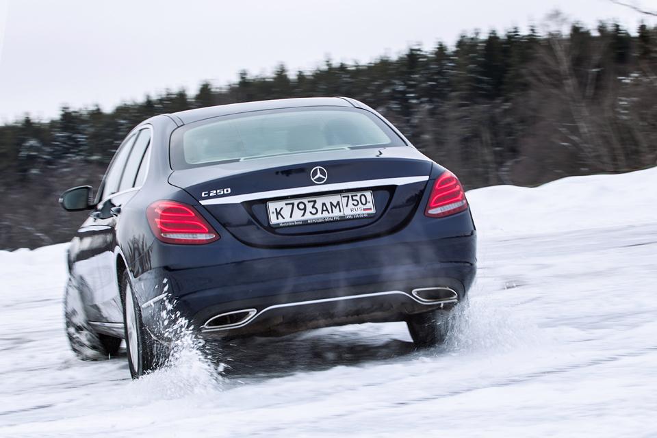 Длительный тест Mercedes-Benz С-Класса: часть первая. Фото 1