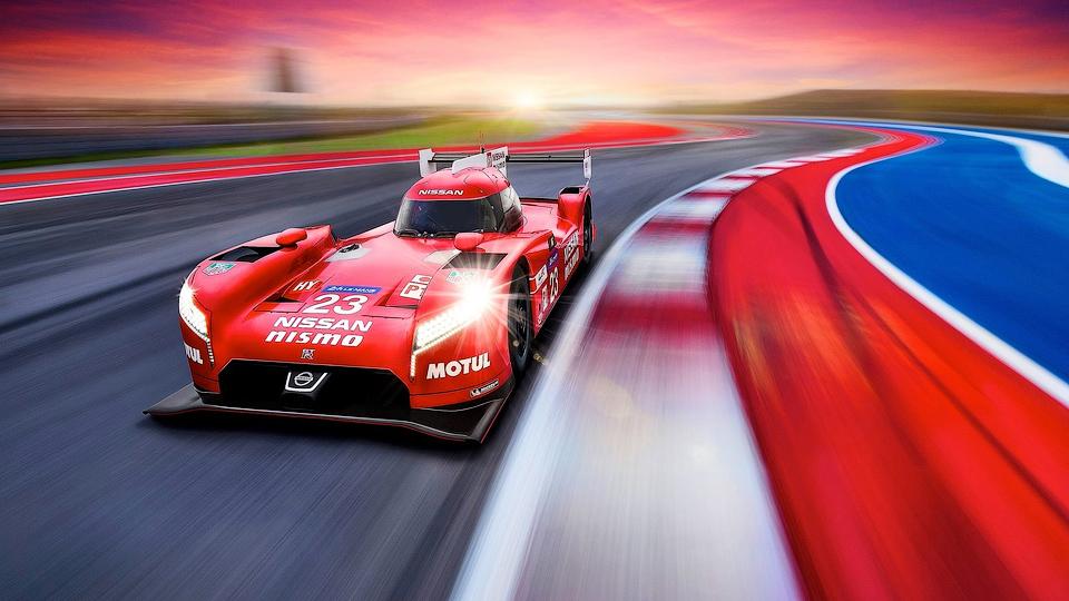 Переднеприводный Nissan оказался не готов к гонкам на выносливость