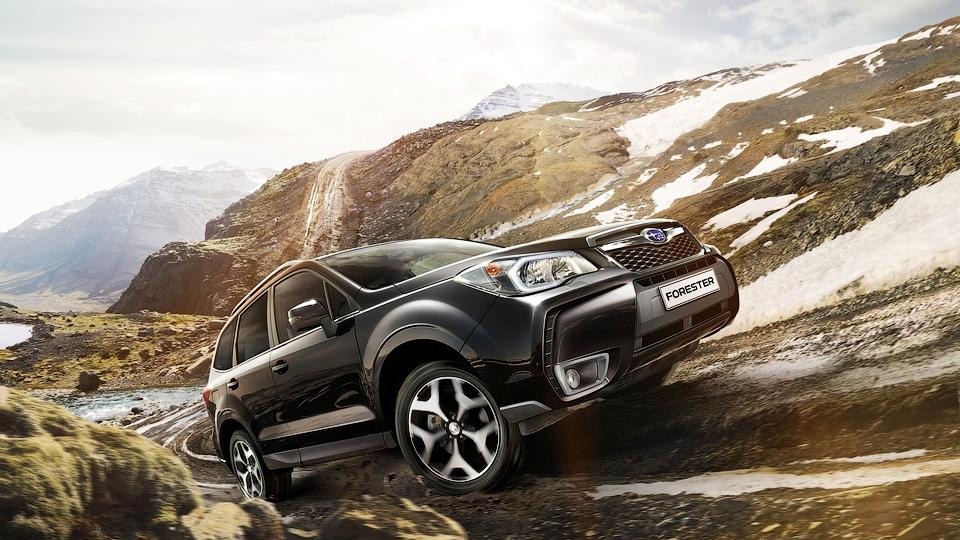 Обновленный Subaru Forester в России лишится «механики»