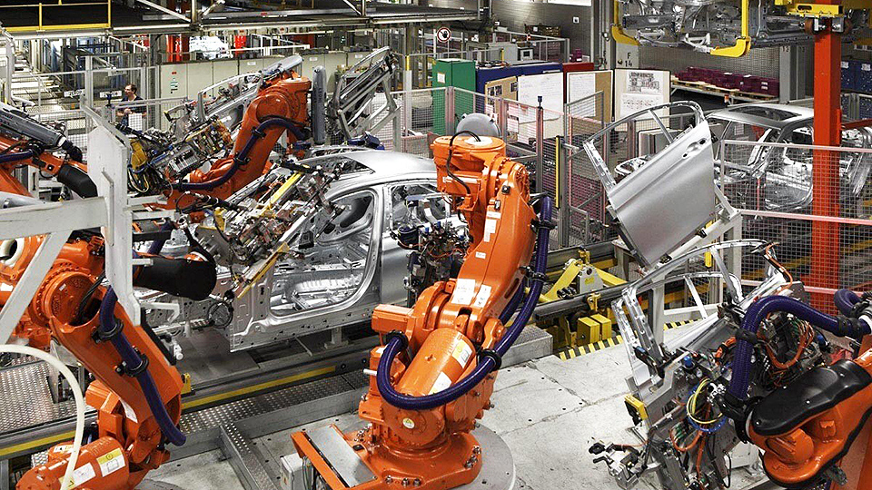 В Калининграде прекратился выпуск машин General Motors