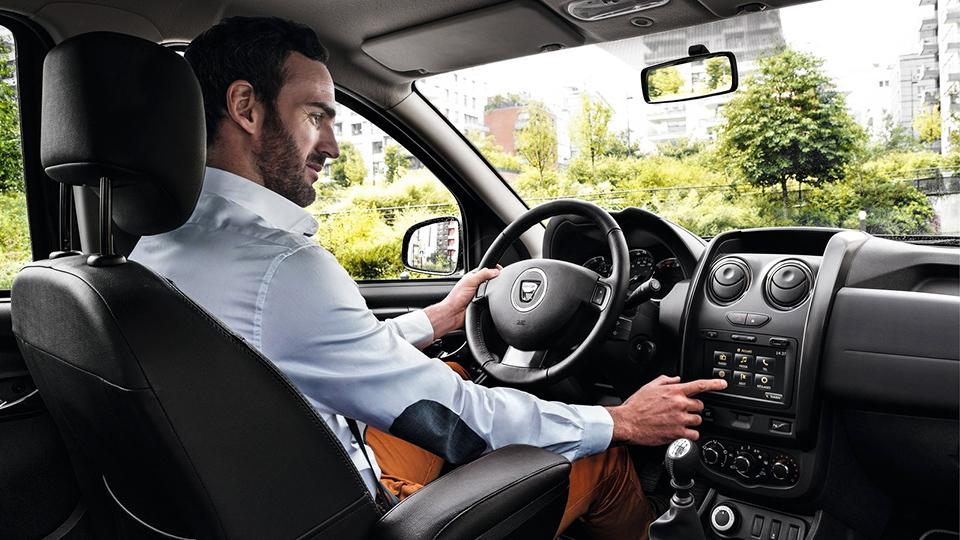 Автомобили Dacia оснастят ароматизаторами