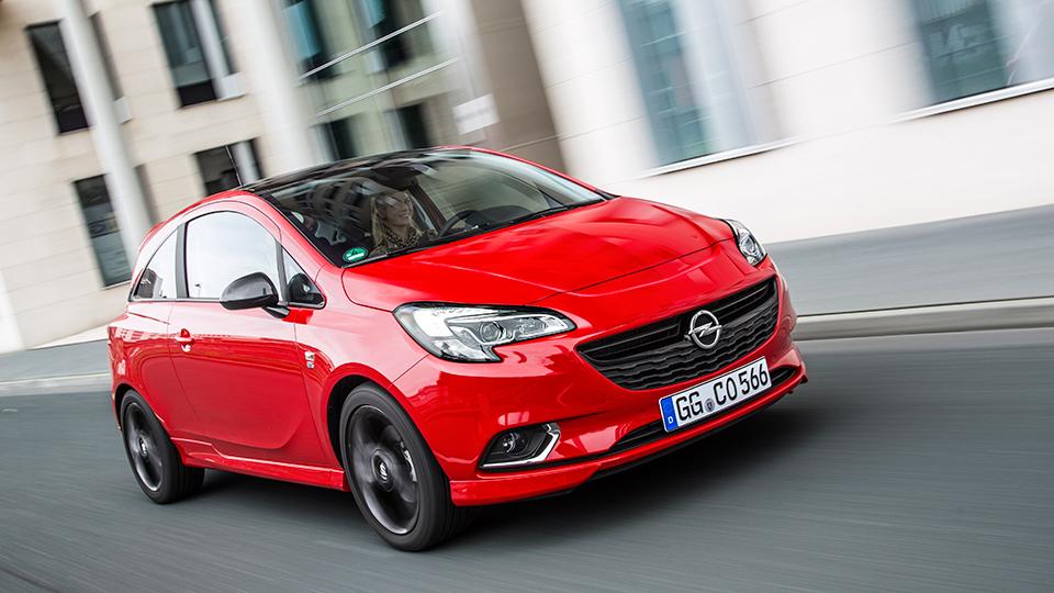 У Opel Corsa появилась «подогретая» версия