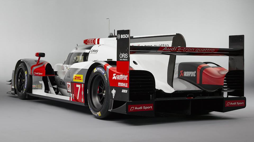 Команда представила новую машину для гонок на выносливость. Фото 1