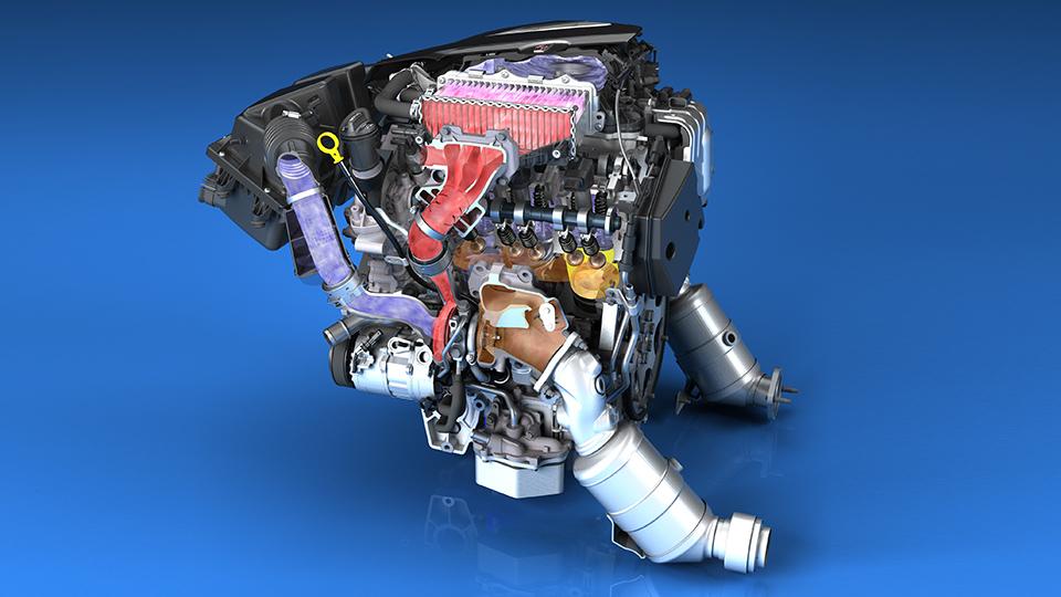 Cadillac рассказал о моторах для новой флагманской модели