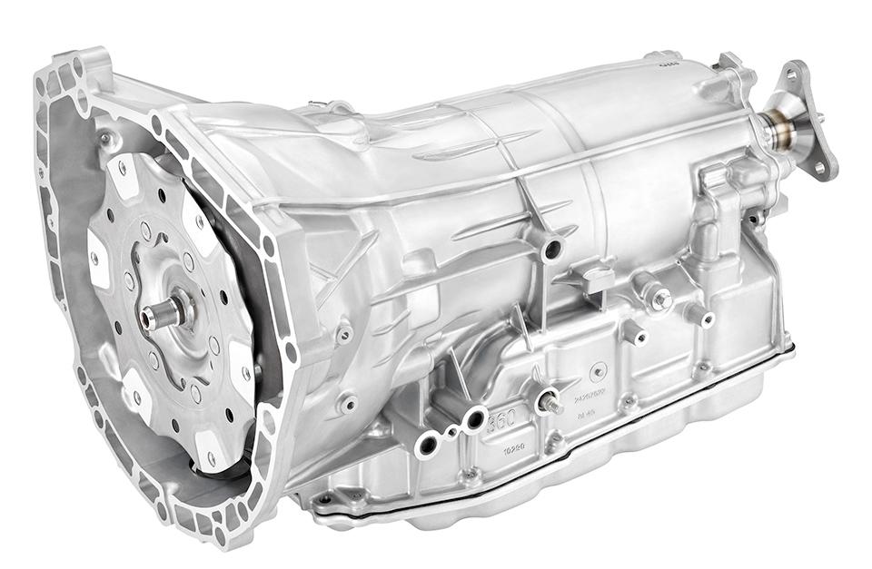 В Cadillac разработали новый восьмидиапазонный «автомат». Фото 2