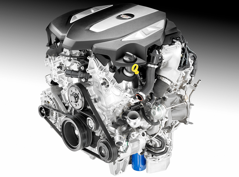 В Cadillac разработали новый восьмидиапазонный «автомат»