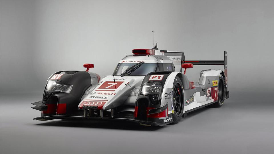 Спортпрототип Audi для «Ле-Мана» стал мощнее