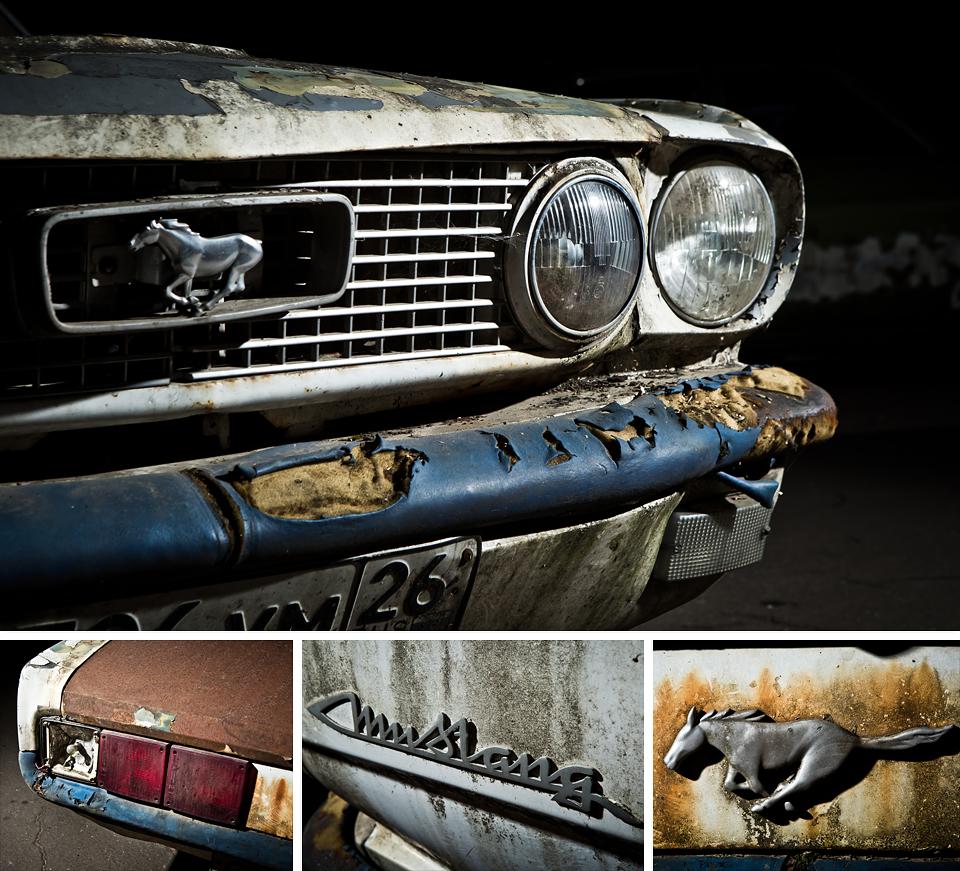 Ford Mustang свнутренностями «Волги» идругие иномарки ссоветской историей. Фото 2