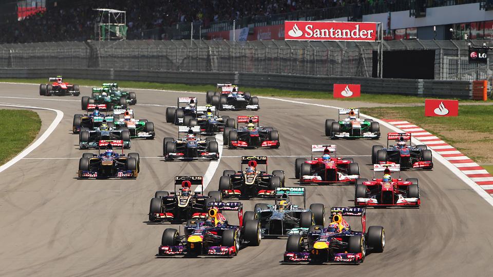 Гран-при Германии исключили из календаря Формулы-1