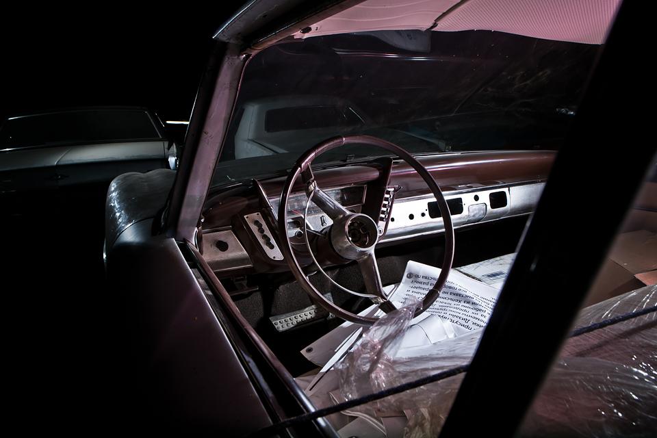 Ford Mustang свнутренностями «Волги» идругие иномарки ссоветской историей. Фото 9