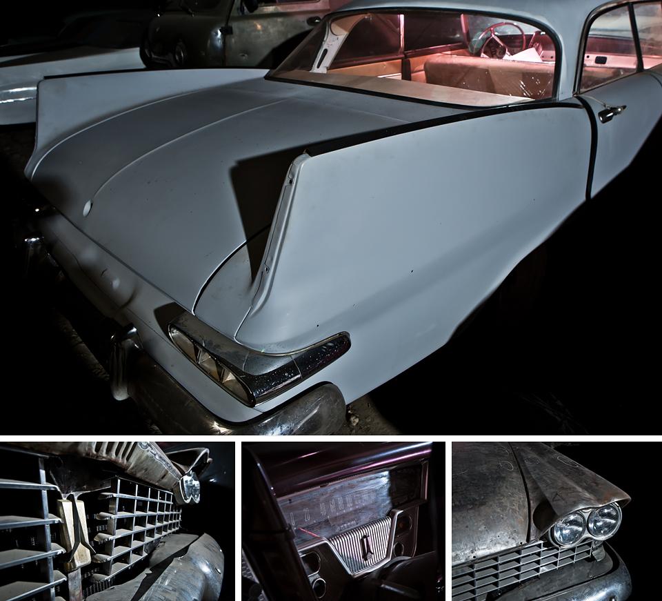 Ford Mustang свнутренностями «Волги» идругие иномарки ссоветской историей. Фото 7