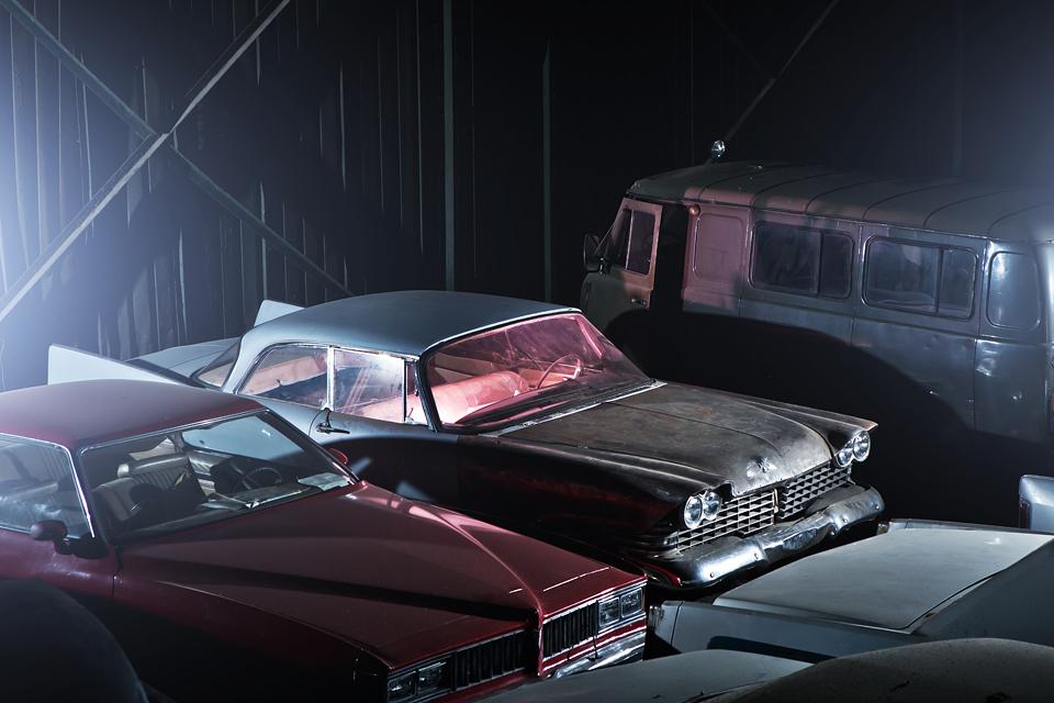 Ford Mustang свнутренностями «Волги» идругие иномарки ссоветской историей. Фото 8