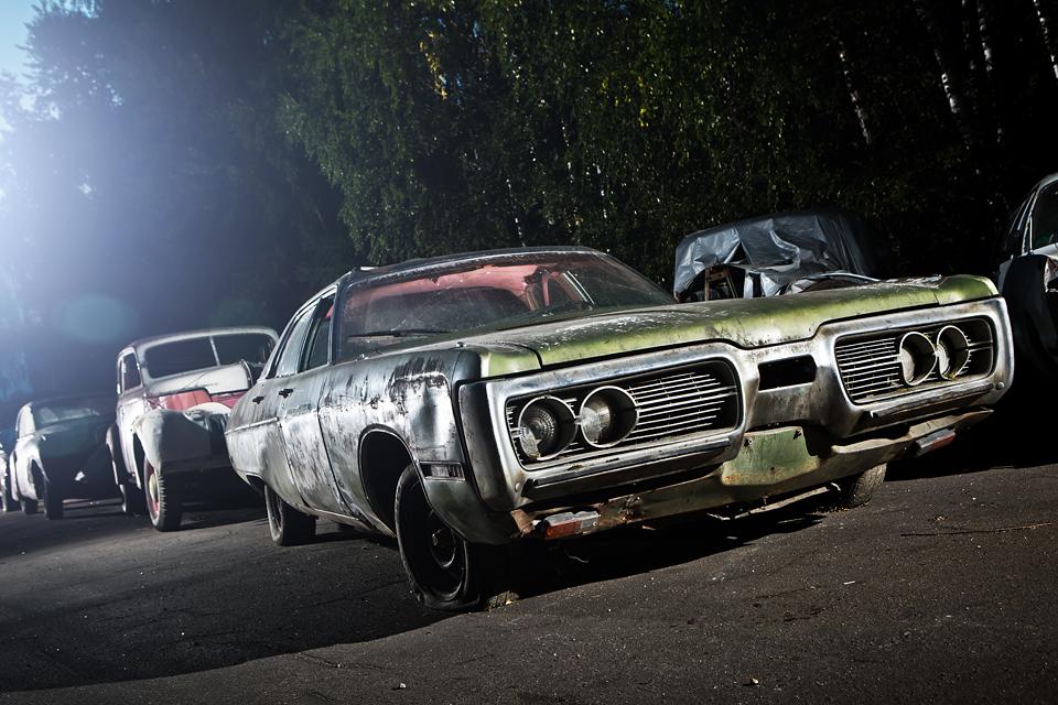 Ford Mustang свнутренностями «Волги» идругие иномарки ссоветской историей. Фото 10