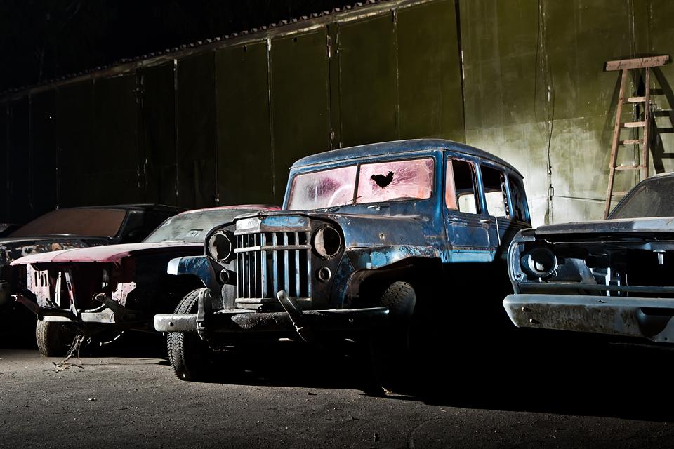 Ford Mustang свнутренностями «Волги» идругие иномарки ссоветской историей. Фото 12
