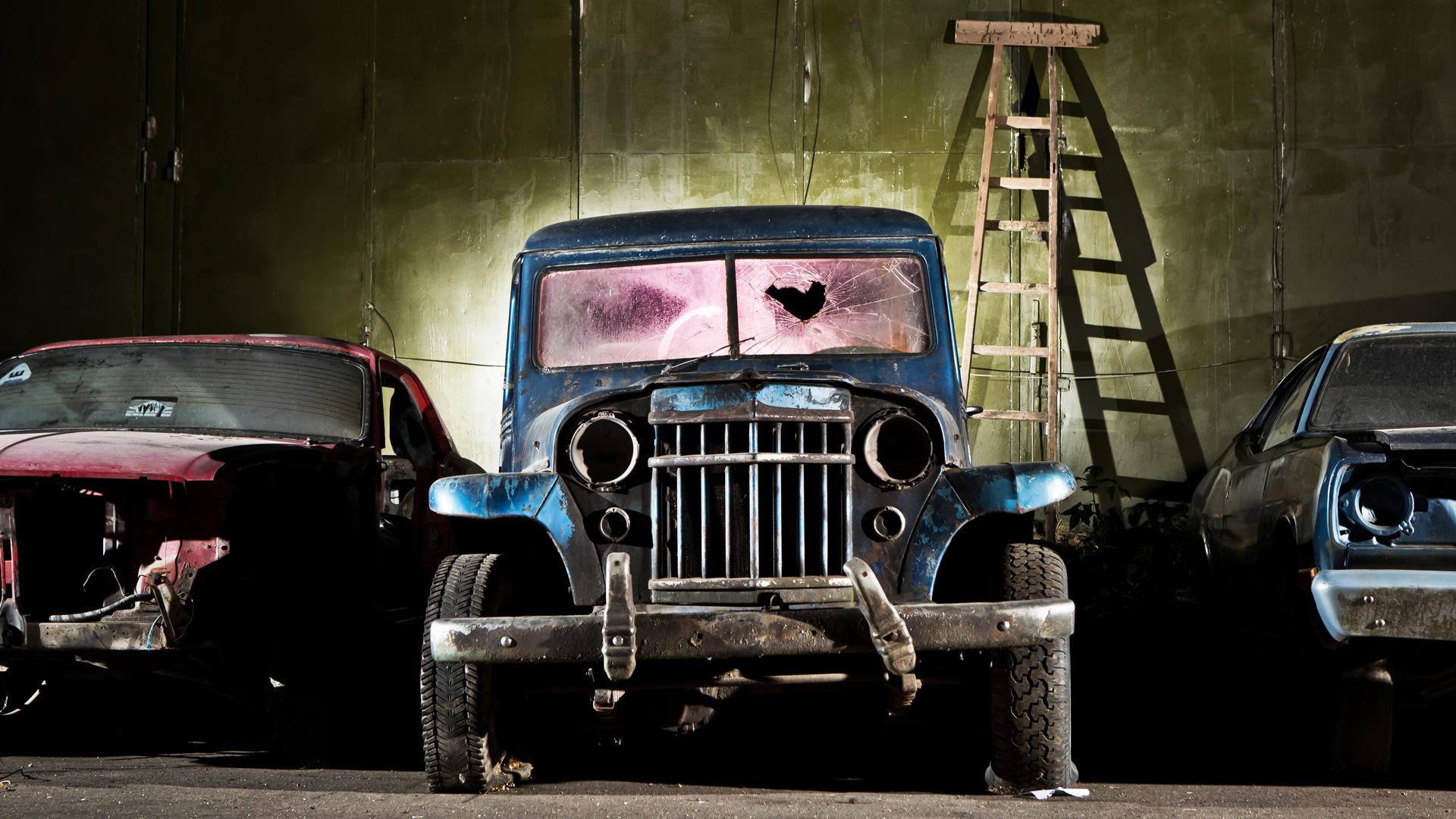 Ford Mustang свнутренностями «Волги» идругие иномарки ссоветской историей. Фото 15