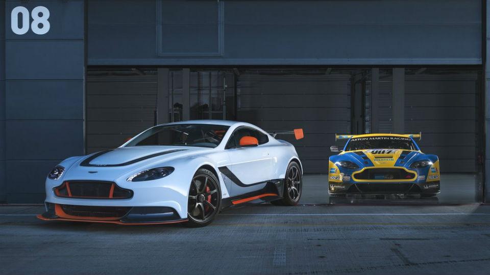 Porsche заставила Aston Martin переименовать экстремальный Vantage