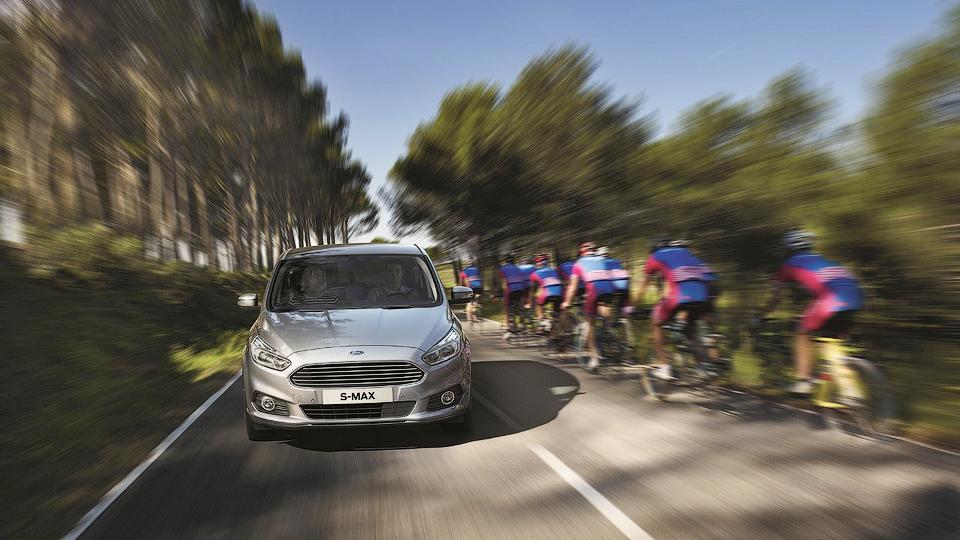 Ford отучит машины превышать скорость