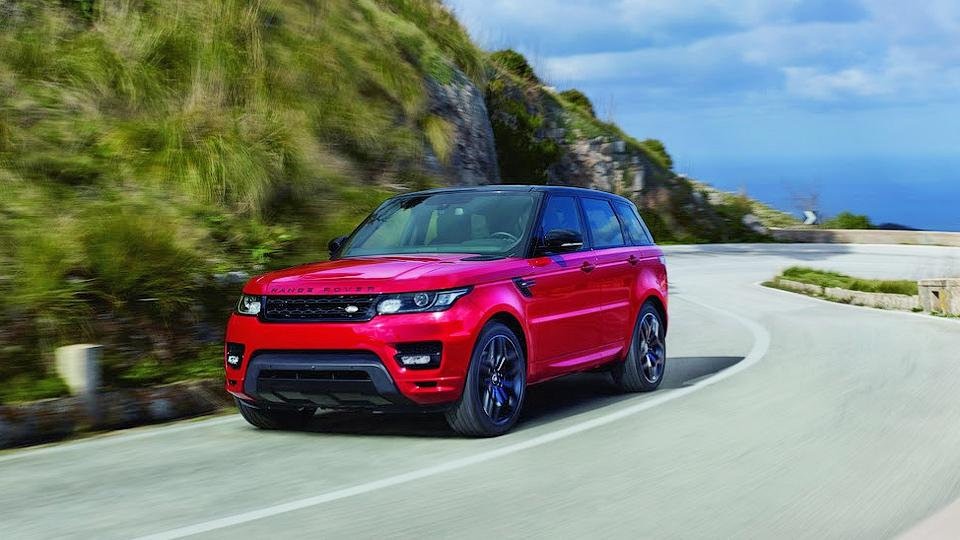 Дебютировал самый мощный Range Rover Sport с бензиновой «шестеркой»