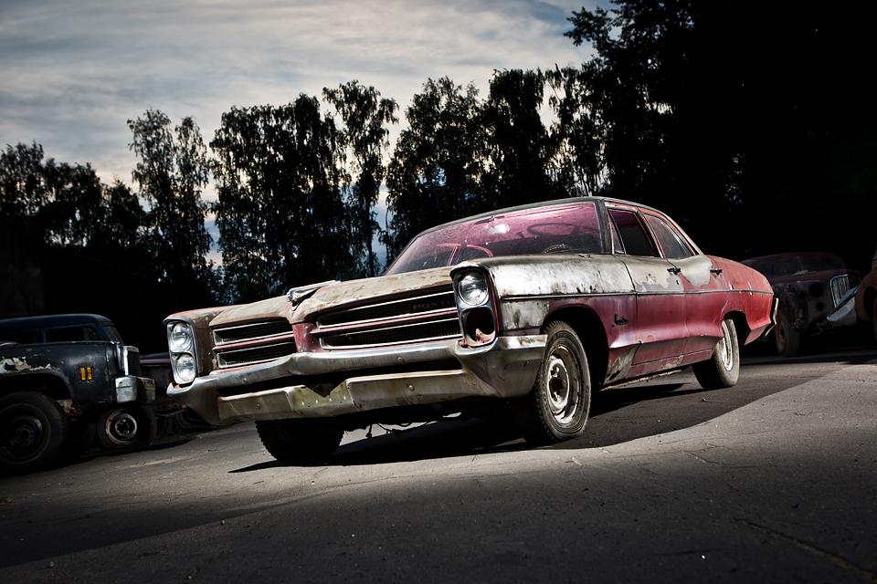 Mustang Брежнева, Cadillac в обмен на черную икру  — иномарки с советской историей, часть вторая. Фото 4