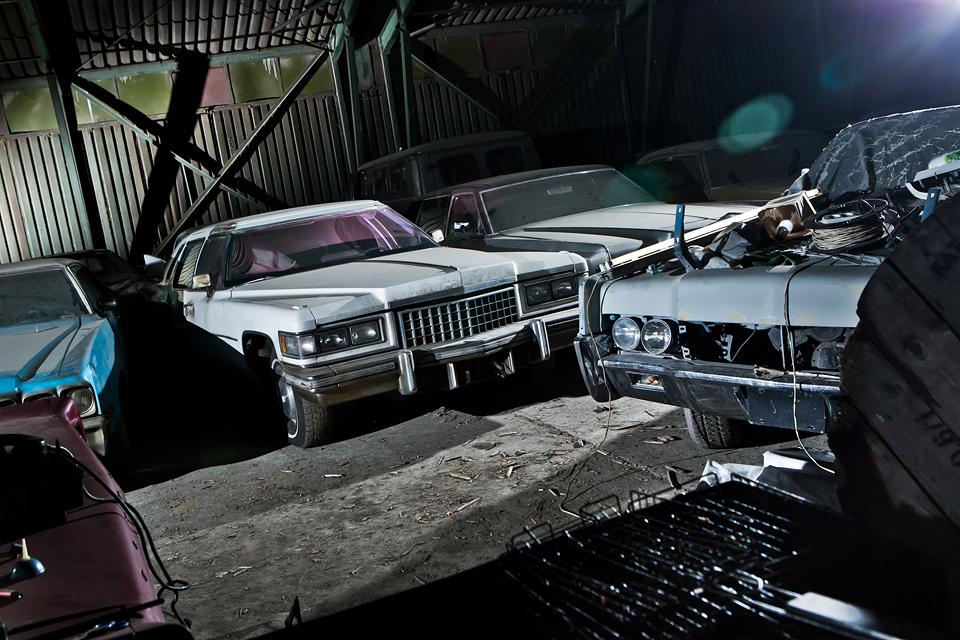 Mustang Брежнева, Cadillac в обмен на черную икру  — иномарки с советской историей, часть вторая. Фото 7