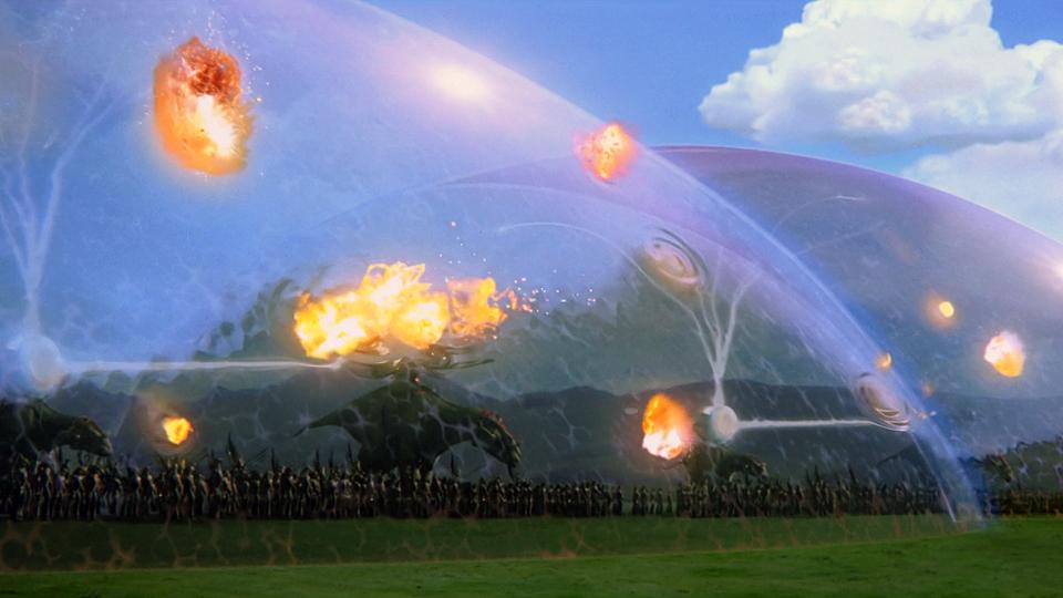 «Боинг» придумал силовое поле для защиты машин от взрывов