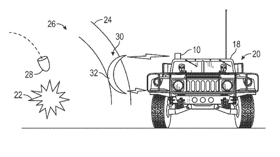 Американцы запатентовали технологию из научной фантастики