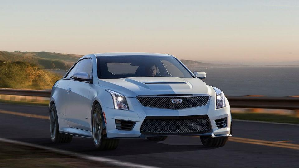 «Заряженный» Cadillac ATS оказался мощнее и быстрее