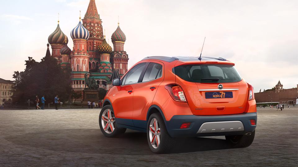 Минпромторг сообщил о намерении GM вернуться в Россию