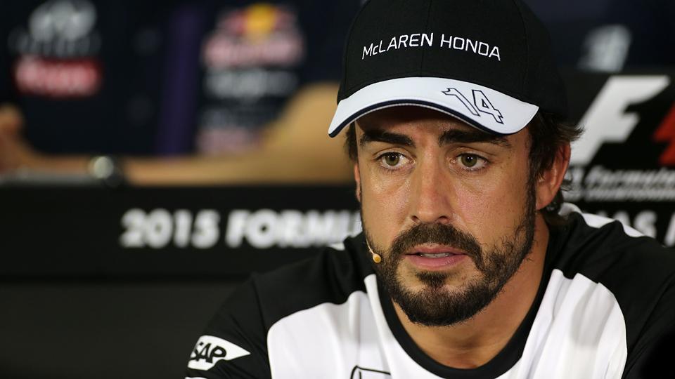 Алонсо опроверг официальную версию McLaren о своей аварии