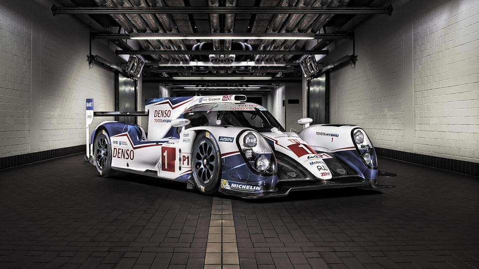 «Тойота» показала обновленную машину для «Ле-Мана»