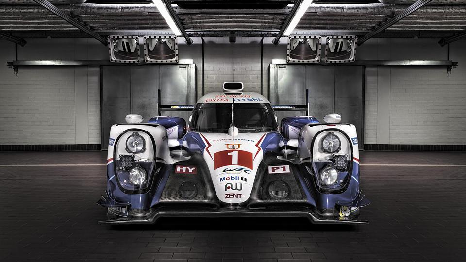 Представлена новая версия спортпрототипа TS040 Hybrid. Фото 1