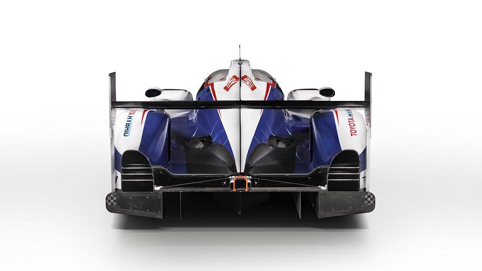 Представлена новая версия спортпрототипа TS040 Hybrid. Фото 3