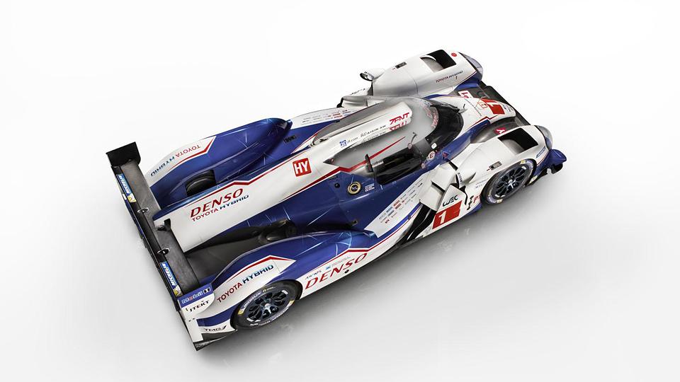 Представлена новая версия спортпрототипа TS040 Hybrid. Фото 2